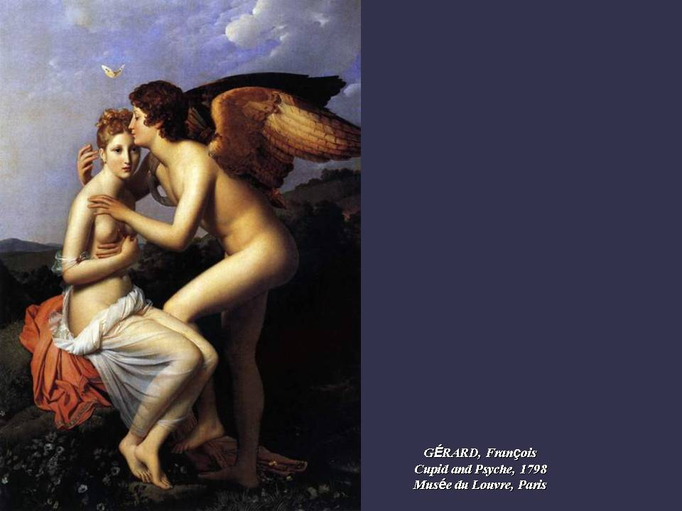 climax of cupid and psyche